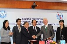 Việt Nam sẽ lắp đặt trạm kiểm soát vệ tinh đầu tiên tại Việt Trì