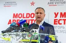 Moldova: Biểu tình đòi tiến hành bầu cử tổng thống vòng ba