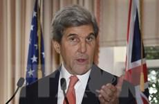 Ngoại trưởng Mỹ đến Oman thúc đẩy các nỗ lực hòa bình Yemen