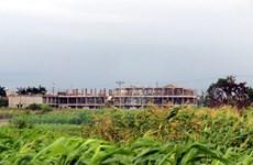 Quận Long Biên sẽ tiếp tục triển khai việc cải tạo nghĩa trang Bãi Xém