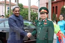 Báo Ấn Độ đưa tin chuyến thăm của Bộ trưởng Quốc phòng Việt Nam