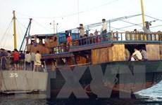 Ngư dân Philippines mất tích gần bãi cạn tranh chấp Scarborough