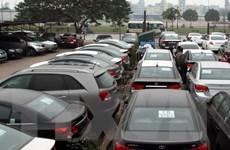Tăng cường công tác quản lý đối với mặt hàng ôtô nhập khẩu