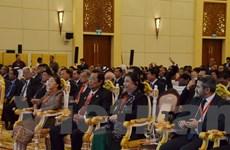 Phó Chủ tịch Quốc hội Tòng Thị Phóng tham dự Hội nghị APA-9