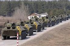 NATO huấn luyện cho sỹ quan Ukraine về hợp tác quân-dân sự