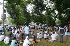 Indonesia điều hàng chục nghìn cảnh sát giữ trật tự cuộc biểu tình lớn