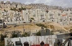 Quốc hội Israel sơ bộ thông qua dự luật về nhà định cư ở Bờ Tây