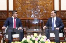 Madagascar chào đón các doanh nghiệp Việt Nam sang đầu tư