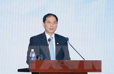 Khai mạc Hội nghị không chính thức các quan chức cao cấp APEC