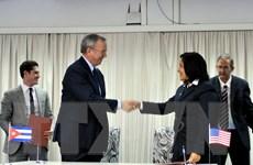 Các tập đoàn lớn của Cuba và Mỹ ký thỏa thuận dịch vụ Internet