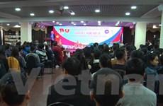 Lần đầu tiên Đoàn thanh niên Việt Nam và Nga tổ chức giao lưu