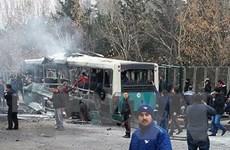 Thổ Nhĩ Kỳ bắt 7 người liên quan vụ đánh bom xe buýt chở binh lính