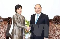 Thủ tướng Nguyễn Xuân Phúc tiếp Đại sứ Canada và Qatar