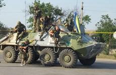 Ukraine: Nhóm tiếp xúc đạt thỏa thuận ngừng bắn thứ 9 ở Donbass