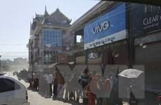 Myanmar: Quân chính phủ chiếm thêm tiền đồn của nhóm vũ trang KIA