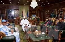 Tây Phi tìm cách giải quyết khủng hoảng chính trị ở Gambia