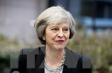 Thị trường biến động trước khi Thủ tướng May phát biểu về Brexit
