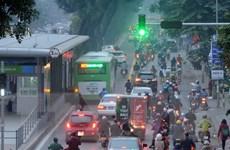Hà Nội sẽ thí điểm lắp phân cách cứng bảo vệ đường cho BRT