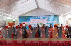 Gần 160 tỷ đồng xây cầu phao tạm thúc đẩy mậu biên Việt-Trung