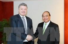 Hoạt động của Thủ tướng Nguyễn Xuân Phúc tại Diễn đàn Davos 47