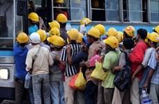 Malaysia bắt giữ công nhân xây dựng bất hợp pháp người Việt