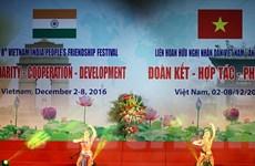 Việt Nam ghi nhận đóng góp của Tổ chức Hòa bình-Đoàn kết Ấn Độ