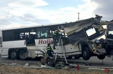 Tai nạn giao thông tại Madagascar, gần 70 người thương vong