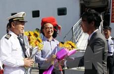 900 du khách đến với Đà Nẵng bằng đường biển trong ngày đầu năm