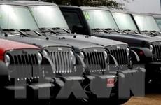 Doanh số bán xe mới tại thị trường Mỹ giảm 1,8% trong tháng Một