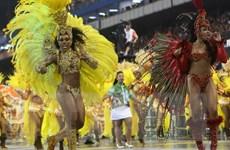 Lễ hội Carnival 2017 sẽ đem lại cho Brazil hơn 1,8 tỷ USD