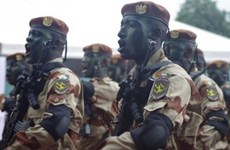 Binh sỹ Cote d'Ivoire chấm dứt binh biến đòi chế độ lương thưởng