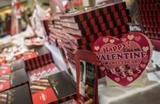 Valentine rơi vào ngày thường, các hãng bánh kẹo Nhật thắng lớn