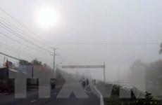 Thời tiết rét tiếp tục duy trì trong sáng và đêm ở Bắc Bộ