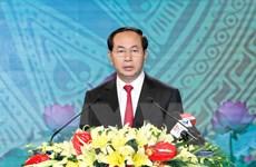 Chủ tịch nước: Thanh Hóa cần ưu tiên phát triển ngành công nghiệp