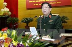 Bộ trưởng Quốc phòng Ngô Xuân Lịch thăm chính thức Thái Lan