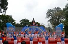 Thành đoàn Hà Nội phát động và ra quân Tháng Thanh niên 2017