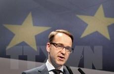 """Thống đốc Ngân hàng Đức """"phàn nàn"""" về chính sách tiền tệ của ECB"""