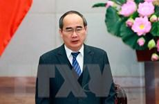 Ông Nguyễn Thiện Nhân động viên nhà báo chống tiêu cực ở Bạc Liêu