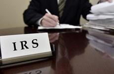 Ngân sách liên bang Mỹ thất thu thuế do IRS bị cắt giảm nguồn lực