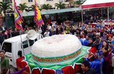 Thanh Hóa: Khai mạc lễ hội Cầu phúc đền Độc Cước năm 2017
