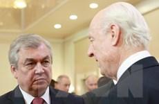 Khai mạc hòa đàm vòng 3 về giải quyết khủng hoảng Syria ở Astana