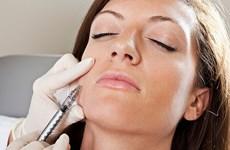 Nguy cơ hoại tử vùng mặt do tiêm chất làm đầy ở cơ sở không phép