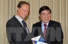 Thúc đẩy hợp tác đầu tư giữa Thành phố Hồ Chí Minh và EU