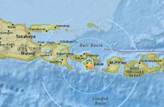 Động đất mạnh 6,4 độ Richter ở Indonesia, song không có sóng thần