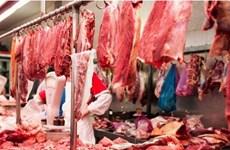 Thêm nhiều nước và vùng lãnh thổ cấm nhập khẩu thịt từ Brazil