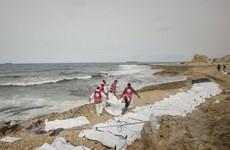 11 người thiệt mạng trong vụ chìm thuyền ngoài khơi Thổ Nhĩ Kỳ