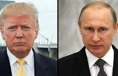 Tổng thống Nga Putin sẵn sàng gặp người đồng cấp Mỹ Trump