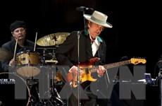Huyền thoại âm nhạc Mỹ Dylan đến Stockholm nhận giải Nobel Văn học