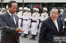 Thái Lan-Campuchia thiết lập đường dây nóng giữa quân đội hai nước