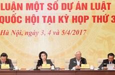 Chủ tịch Quốc hội chủ trì Hội nghị đại biểu Quốc hội chuyên trách